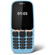 Last Hour Deal LHD Nokia 105 DS  (Blue)